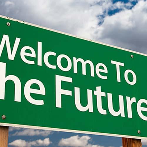 Fremtiden, fortiden og det uendelige univers