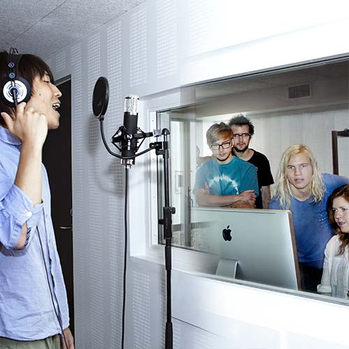 Sangskrivning & Producer