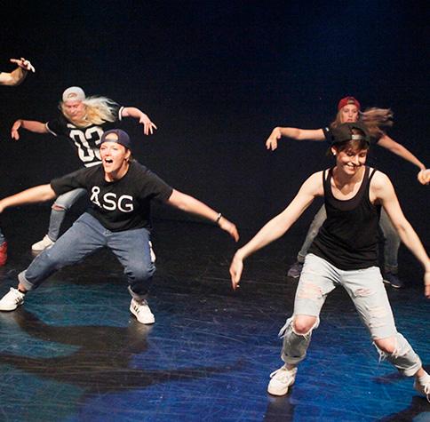 Krop & Dansekultur