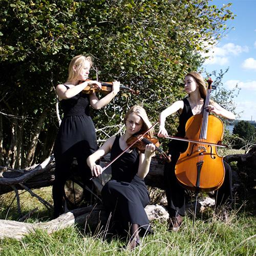 Koncert med Trio col Basso: En musikalsk fortælling om den danske komponist Niels W. Gade
