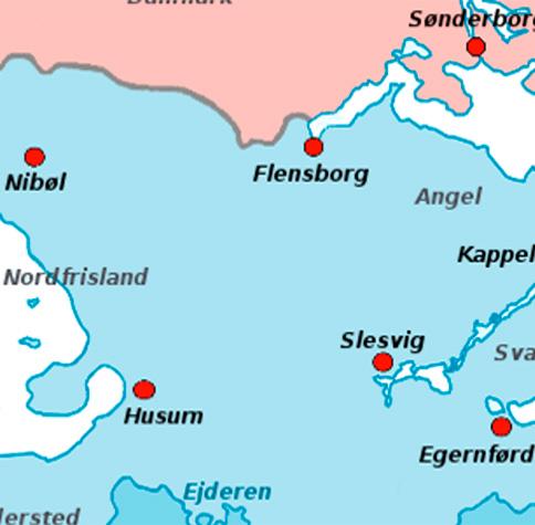 Slesvigs historie v/ Mads Rykind-Eriksen, forstander
