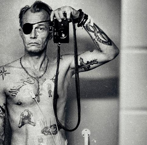 Et liv i sort og hvidt v/ Jan Grarup, fotograf