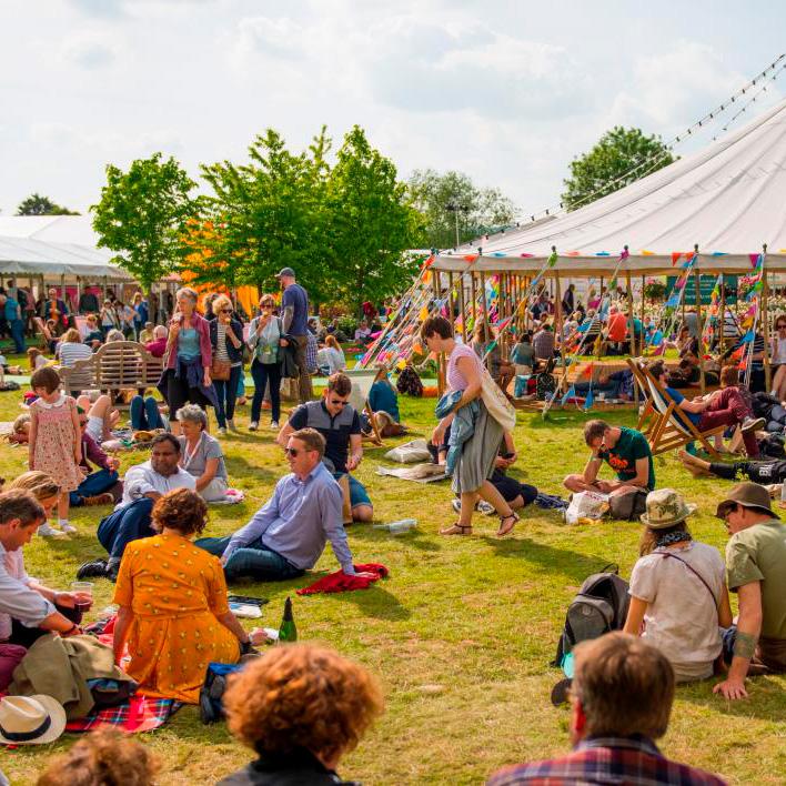 Fuldt Flor Festival lørdag den 16. juni kl. 11-22