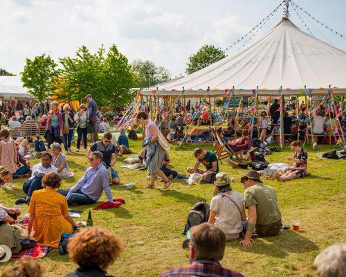 Billede for Fuldt Flor Festival