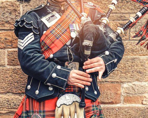 Billede for Fælles studietur til Skotland