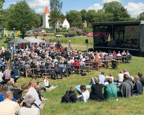 Billede for Grundlovsmøde på Rødding Højskole i samarbejde med Rødding by