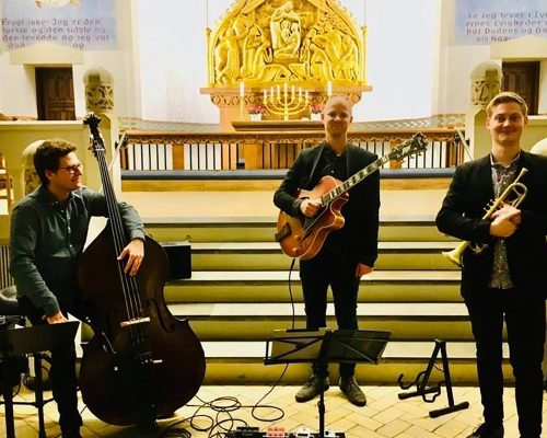 Billede for Søren Ø. Pedersen Trio