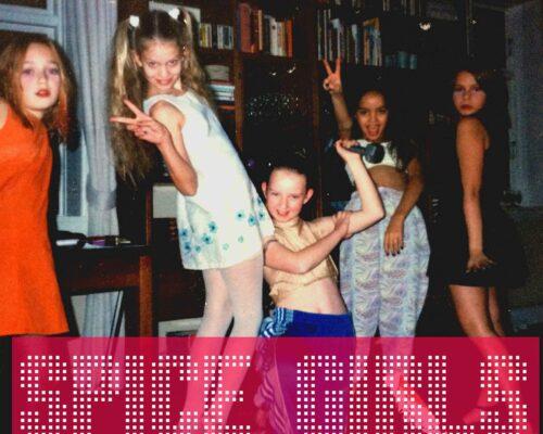 Billede for Generation Spice Girls v/ Elise Ligaard, forfatter